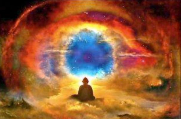 buddha aura
