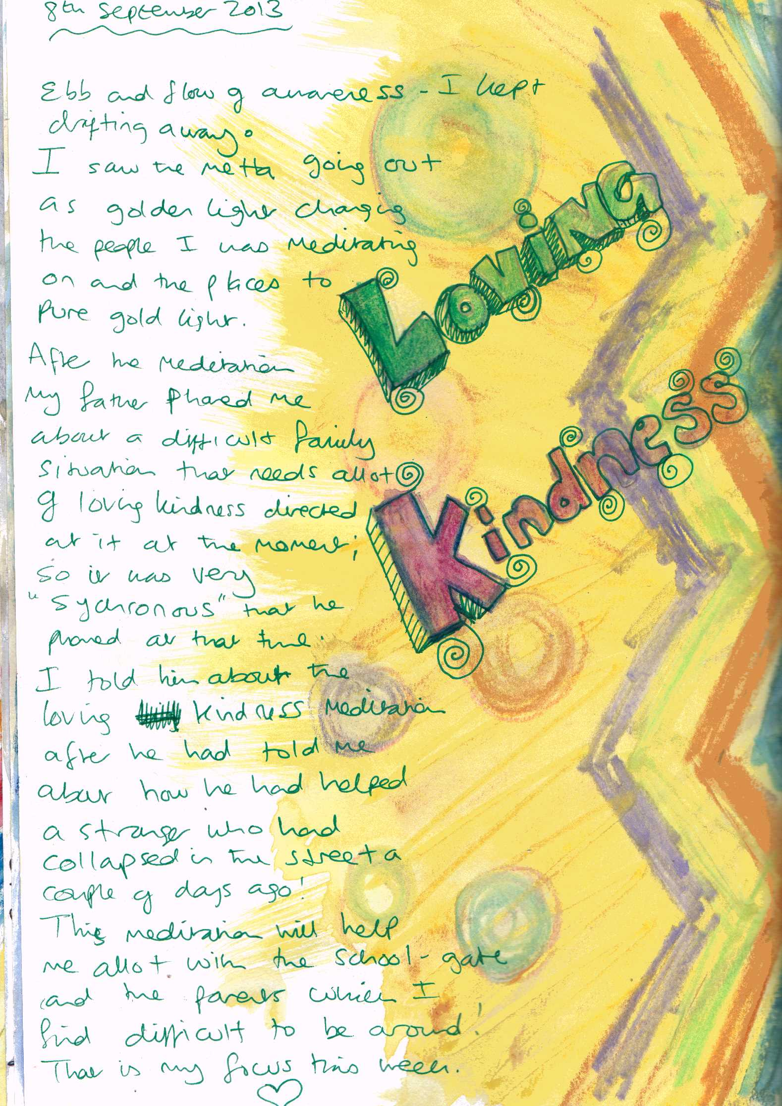 Loving Kindness 1
