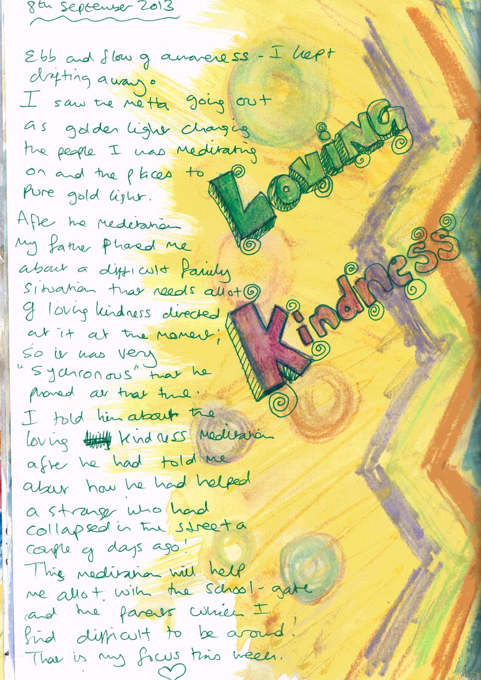 Loving Kindness 1